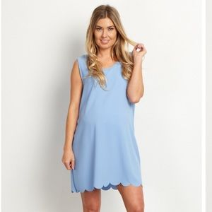 Pinkblush Dresses - Pinkblush Scalloped Hem Dress - Small